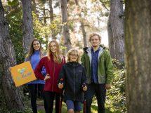 TourNatur Team im Wald