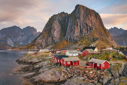 Nordis Fotowettbewerb Bild Lofoten Copyright © Nordlandblog